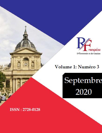 View Vol. 1 No. 3 (2020)